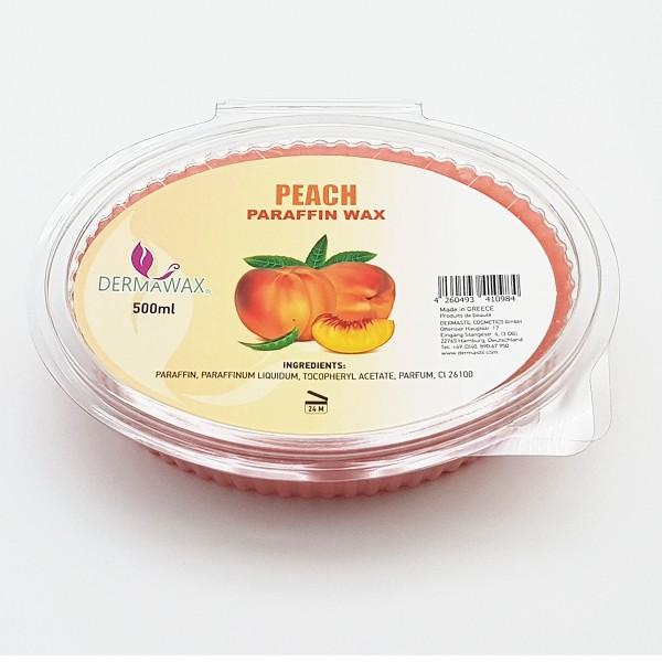 Paraffinwachs Pfirsich 1000 ml