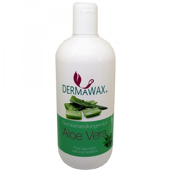 Nachbehandlungsmilch mit Aloe Vera 500 ml