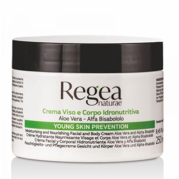 Feuchtigkeits- und Pflegecreme Gesicht und Körper- Aloe Vera und Alpha- Bisabolol