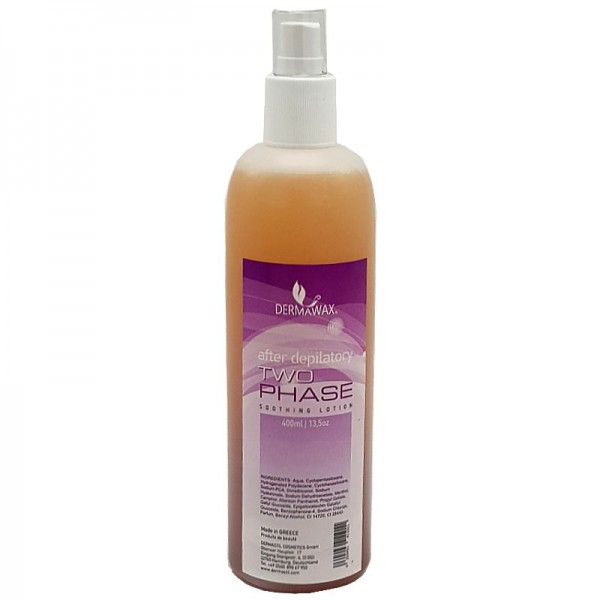 After Waxing 2- Phasen beruhigende Lotion 400 ml