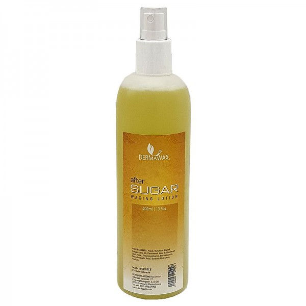 Nachbehandlung- After Sugar Waxing Lotion 400 ml