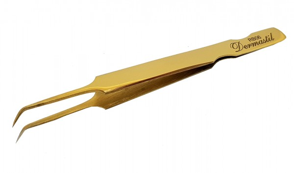 Professionelle Handmade Pinzette Gold RB Series, RB06