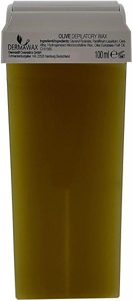 Oliven Wachspatronen Warmwachs für Haarentfernung 100ml